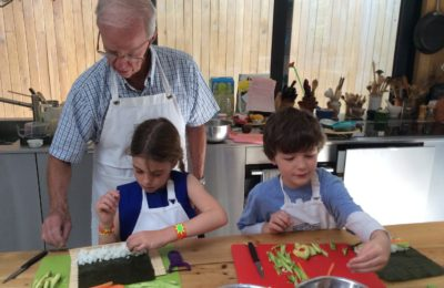 Family Cooking Class 2