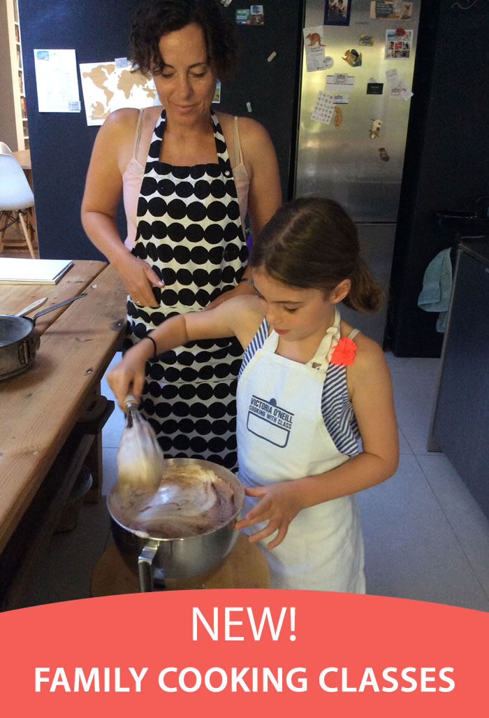NEW Family Cooking Classes